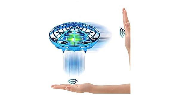 SEESEE.U Drones, UFO Flying Juguetes Interactivo Mini Drone para ...