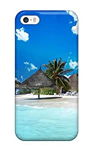 Durable Case For The Iphone 5/5s- Eco-friendly Retail Packaging(beach Life)