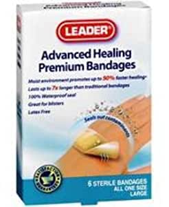 Johnson and johnson advanced healing adhesive pads