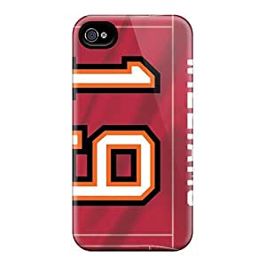 Anti-Scratch Hard Phone Covers For iPhone 6 4.7 (KKm13277vgxw) Provide Private Custom Attractive Tampa Bay Buccaneers Pattern