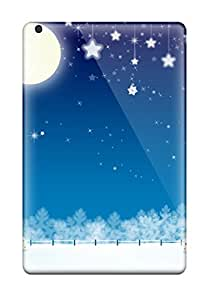Shauna Leitner Edwards's Shop Best 4923419I58774088 Tpu Phone Case With Fashionable Look For Ipad Mini - Christmas Moon