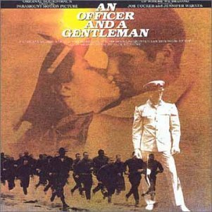 An Officer and a Gentleman [Original Soundtrack] by Various (1995-06-26)