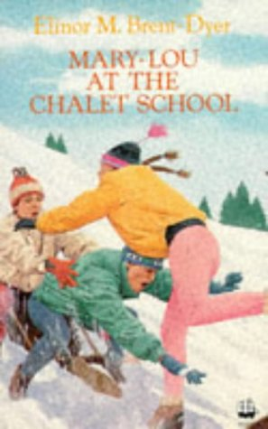book cover of Mary Lou at the Chalet School