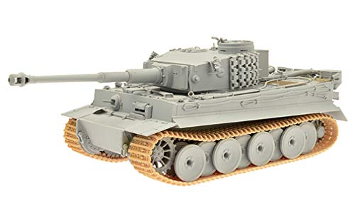 (Dragon Models Tiger I Early Production (Michael Wittmann), Eastern Front 1944 Model Kit (1/35 Scale))