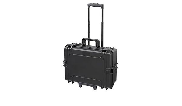 Max Load MAX505TR.001 Watertight and Airtight Case Orange