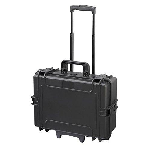 Max MAX505TR.001.CAM Koffer orangefarben wasserdicht