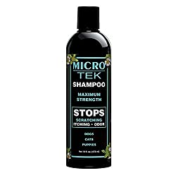What do dog groomers use to make them smell good