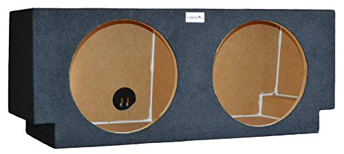 SoundBox Chevy Camaro Subwoofer Enclosure Double 12'' Sub Box 2016-2018