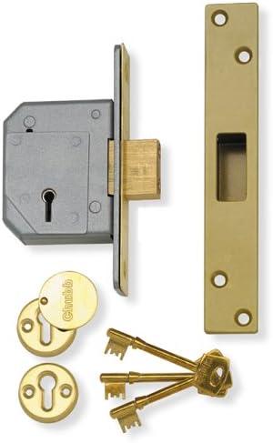 UNION C-Series 3G114E BS 5 Lever Deadlock
