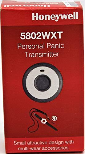 Honeywell Ademco 5802WXT Single-Button Wireless Transmitter Pendant (Panic Wireless Pendant)