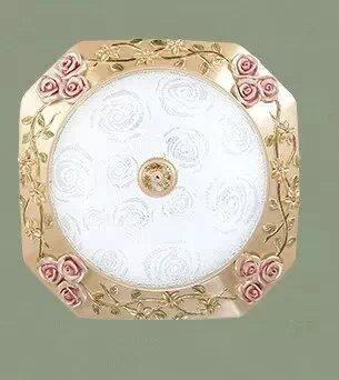 Mehe home- Vanille LED Decke Chambre de Meister Rosen Garten ...