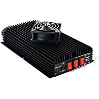 HYS TC-300N HF High Power Amplifier For Handheld Ham CB Radio with a Mini Fan