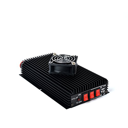 HYS TC-300N HF High Power Amplifier For Handheld Ham CB Radio with a Mini (Amplifier Ham Radio)