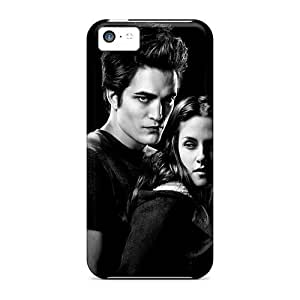 DPz2890YbGd Twilight Bella And Edward Hd Fashion Tpu 5c Case Cover For Iphone