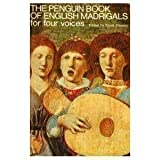 English Madrigals for Four Voices, , 0140708332