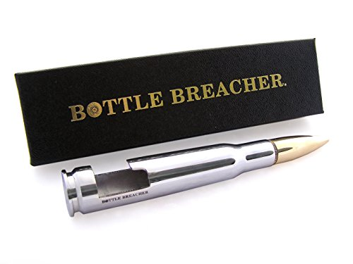 Caliber Chrome Bottle Breacher Opener product image