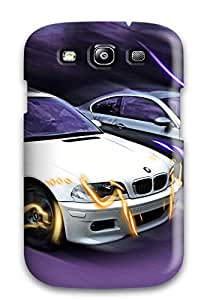Steve S Grady Fashion Protective Vehicles Car Case Cover For Galaxy S3
