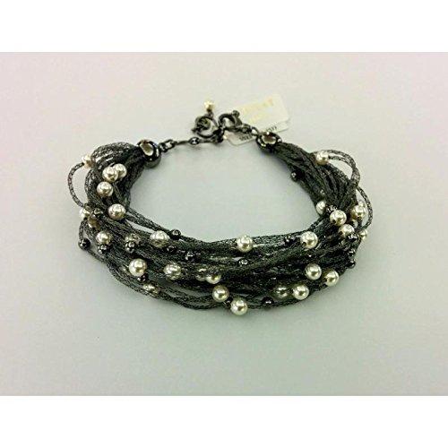 Bracelet Eclat Verve czpbr30/RN Argent Perles