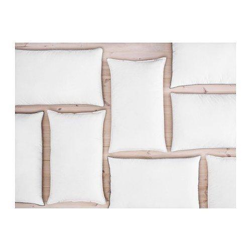 Ikea Axag - Oreiller, Plus Ferme - 50 x 80 cm: Amazon.es: Hogar