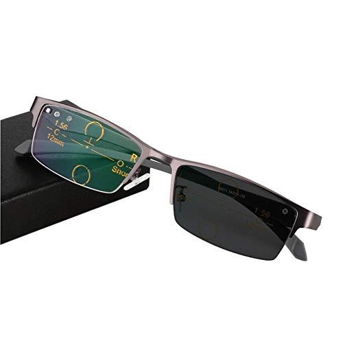 Accessories Gafas De Lectura para Hombre Y Mujer, Semitrama ...