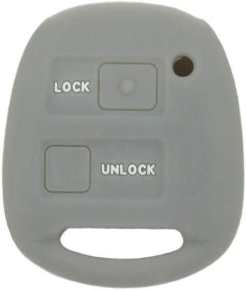 Funda de 2 botones para llave de Toyota de la marca Fassport