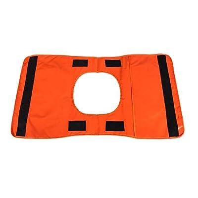 Homolo Waterproof Winch Cable Dampener Blanket Orange Color