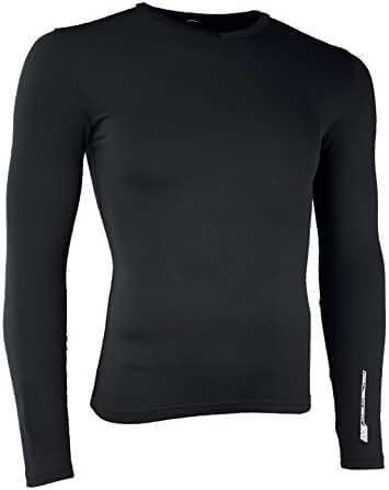 IXS-Thermo Shirt MARTON Black