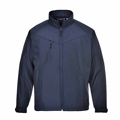 Chaqueta Azul Oregon Softshell Portwest Xl Tk40 Marino Talla Color Negro 3 APxUO5xqw