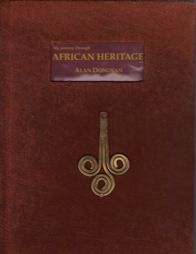 My Journey Through African Heritage (Kenway Publications African Heritage)