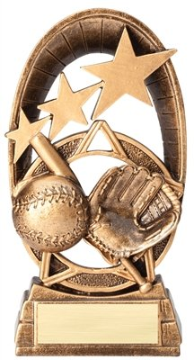 Radiant Star Baseball Award 6.5