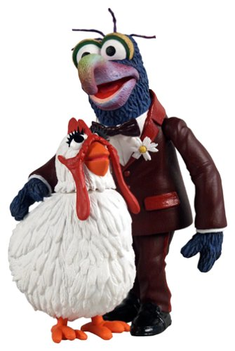 Muppet Show Series 5 > Gonzo and Camilla Action Figure