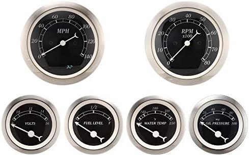 Electrical Speedometer Tachometer Pressure Temperature product image
