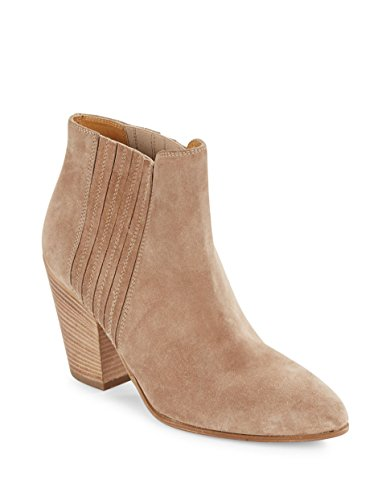 Kenneth Cole New York Mujeres Maci Suede Botaie Sahara Suede