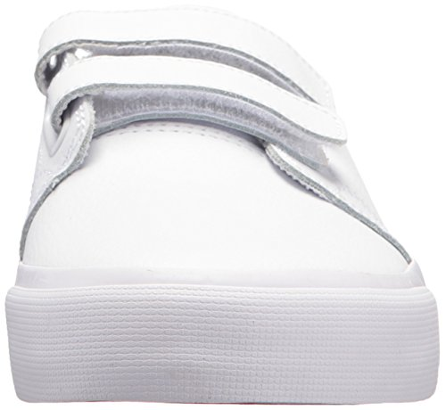 Trase Femme white Chaussures Red Se athletic White V Basses Dc Pour 7E8nT7x