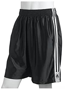 Amazon.com : adidas Men's 3-Stripe Dazzle Short, Black