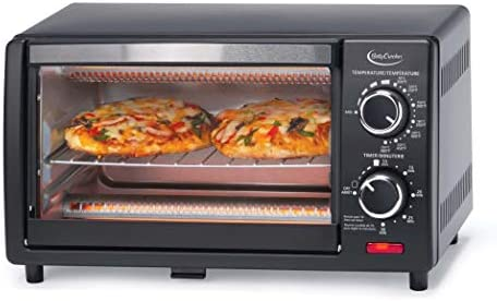 Betty Crocker BC-1664CB toaster oven, same old, Black