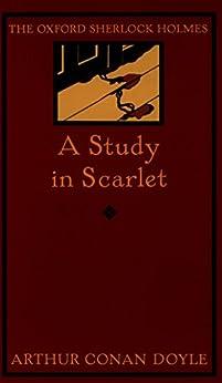 A Sherlock Holmes Novel: A Study in Scarlet Audiobook ...