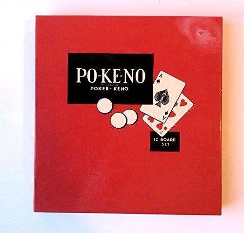 Po-Ke-No Poker-Keno Card Game