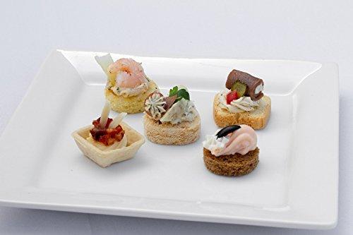 Cold Canape Assortment - Gourmet Frozen Appetizers - Assorted (50 Piece (Shrimp Appetizer)