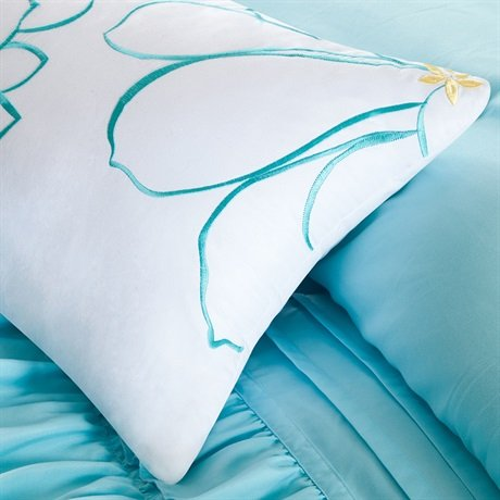 Intelligent structure Waterfall Comforter Comforter Sets
