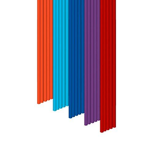 25 recargas de varillas de ABS, colores Bohemia para 3Doodler