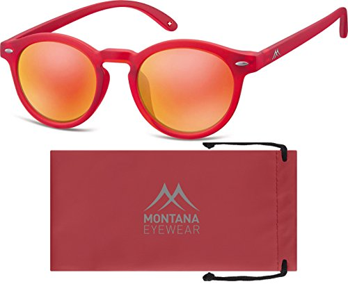 Adulto Gafas Red de Montana Multicolor Revo Unisex Red Sol W7qTWnwUa