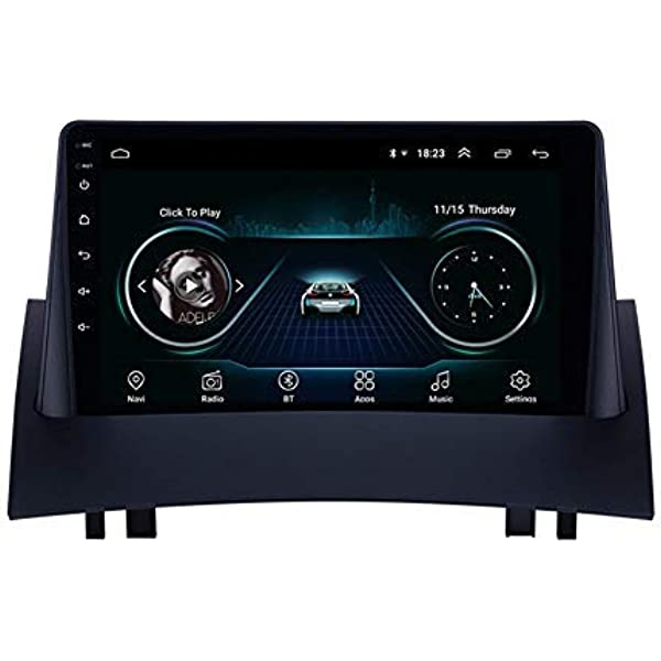 Amazon.com: KUNFINE Android 9.0 Otca Core 4GB RAM Car DVD ...
