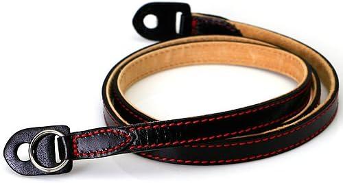Brown CIESTA D-SLR RF Mirrorless Camera Leather Neck Shoulder Strap CSS-RF12