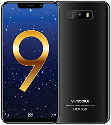 Moviles Libres Baratos 4G 3gb RAM+32GB ROM, V·mobile XSpro 5,85 ...