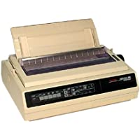 Oki MICROLINE 395C Color Dot Matrix Printer (62410601)