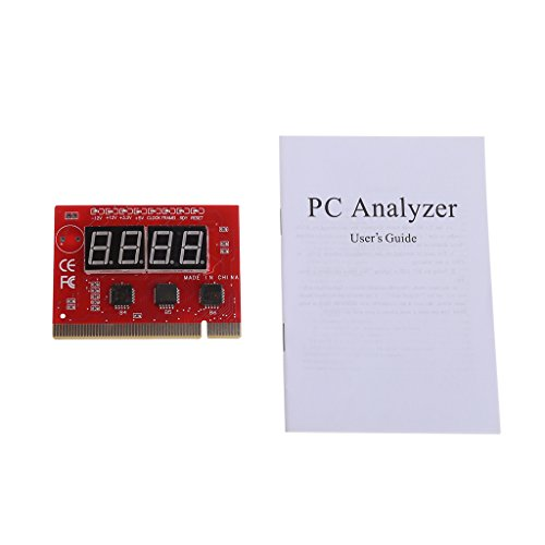 Pci Post Pc System - Because0f New Computer PCI POST Card Motherboard LED 4-Digit Diagnostic Test PC Analyzer