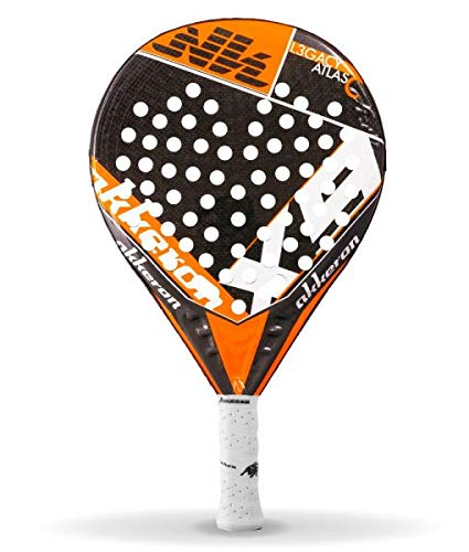 Desconocido Pala de Padel Akkeron Atlas Legacy Carbon X9: Amazon ...