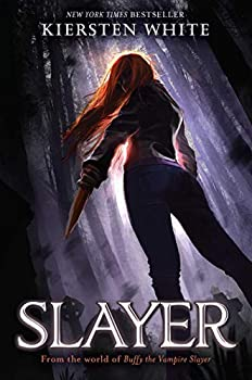 Slayer by Kiersten White science fiction and fantasy book and audiobook reviews