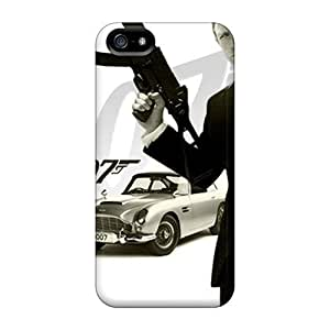 Top Quality Rugged Quantum Of Solace Case Cover For Iphone 5/5s